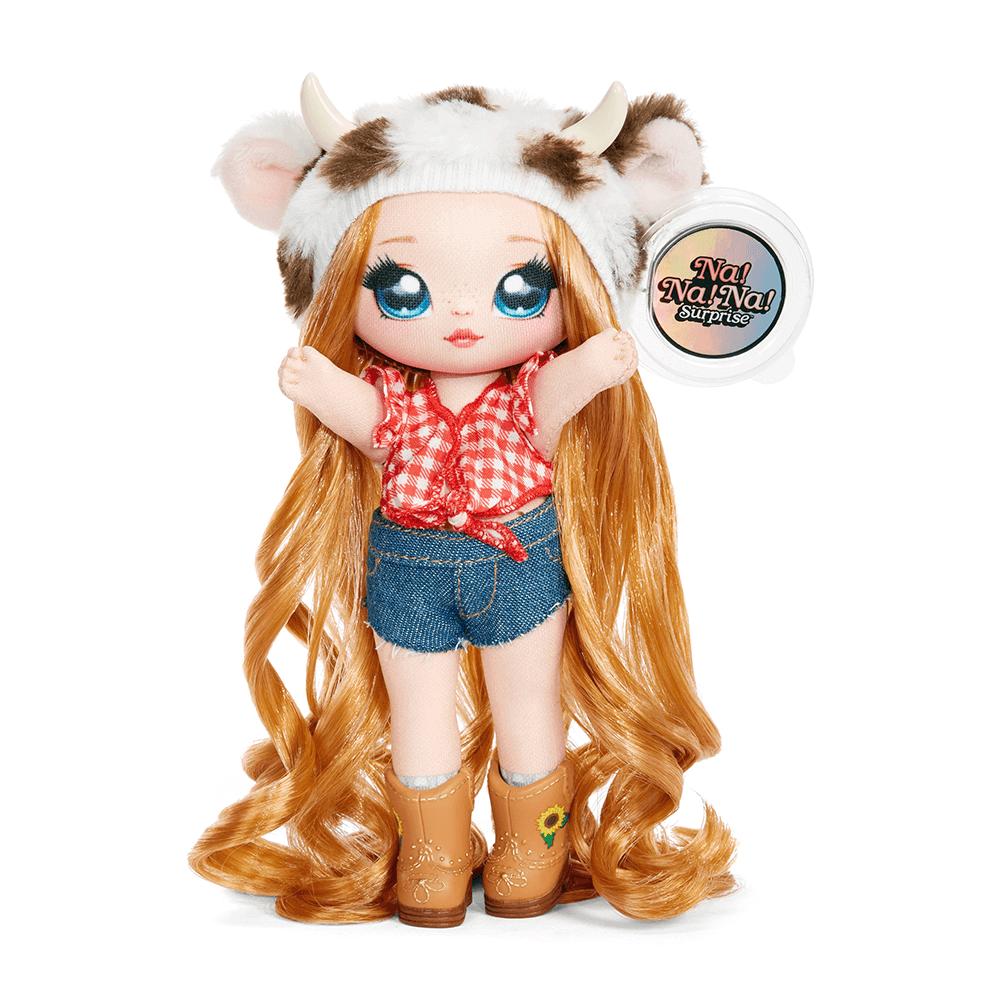 Кукла LOL Surprise Na! Na! Na! 3 серия Annabelle Moooshe (девочка коровка)