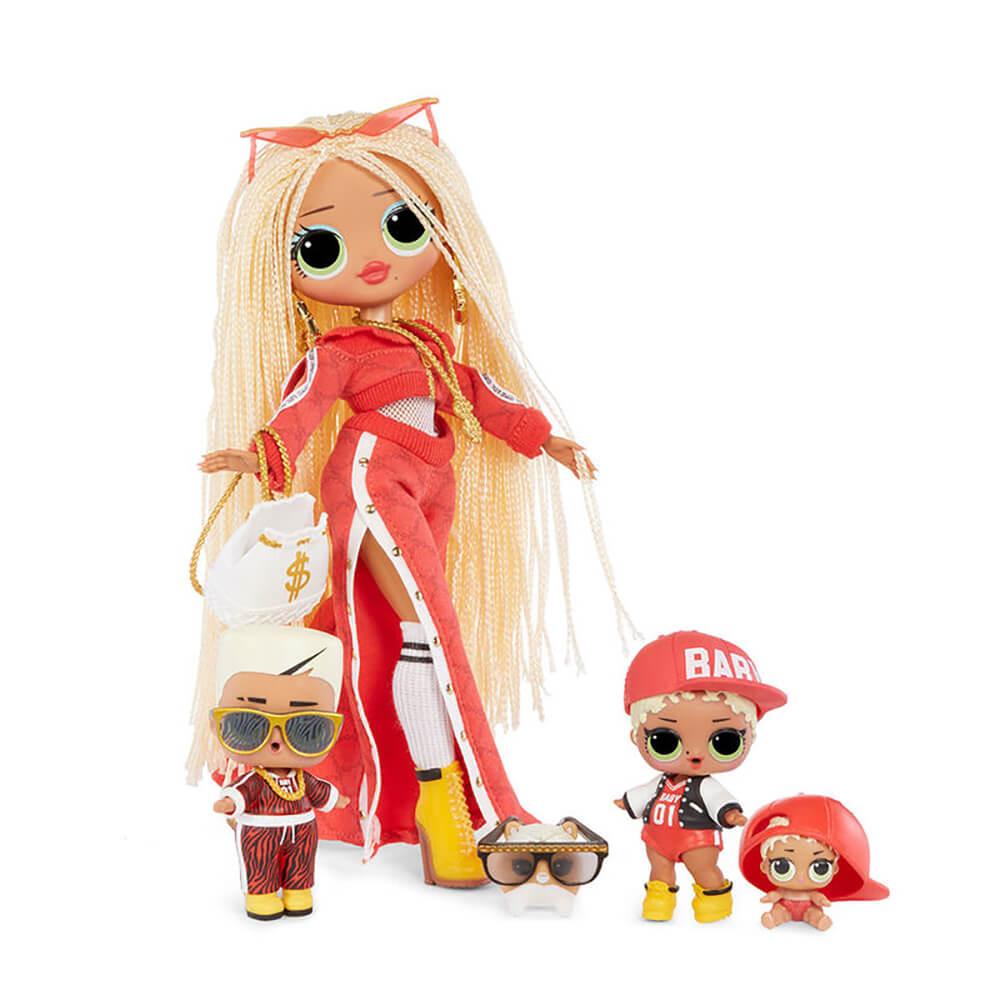 Кукла LOL Swag Family OMG Surprise - ЛОЛ Семья Свэг